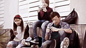 Социальные риски в контексте индивидуальных жизненных траекторий современных подростков